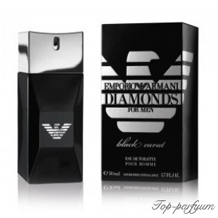 Emporio Armani Diamonds for Men Black (Эмпорио Армани Даймондс фо Мен Блэк)