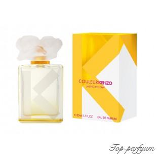 Kenzo Couleur Kenzo Jaune-Yellow (Кензо Колор Кензо Жон-Еллоу)