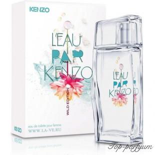 Kenzo L`eau par Kenzo Pour Femme Wild edition