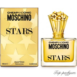 Moschino Cheap and Chic Stars (Москино Чип энд Чик Старс)
