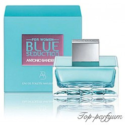 Antonio Banderas Blue Seduction For Women (Антонио Бандерас Блю Седишен Фо Вумен)
