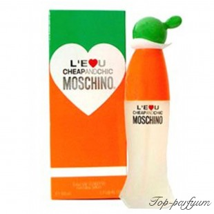 "Moschino L""Eau Cheap and Chic (Москино Льо Чип энд Чик)"