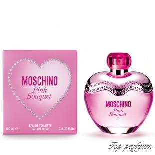 Moschino Pink Bouquet (Москино Пинк Букет)