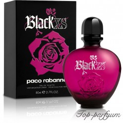 Paco Rabanne Black XS for Her (Пако Рабанн Блэк XS фо Хе)