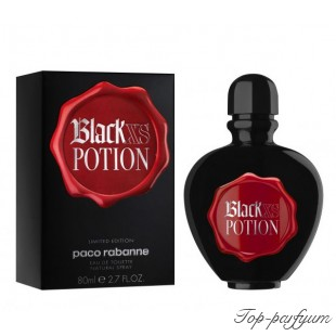 Paco Rabanne Black XS Potion limited edition